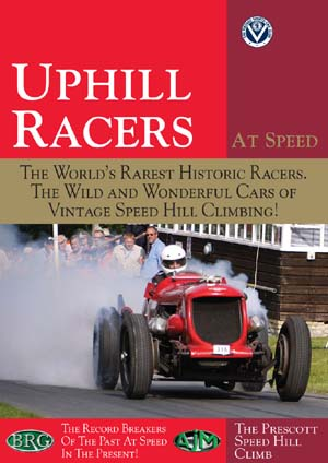 DVD Cover - Uphill Racers