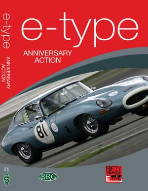 DVD Cover - E-Type Series  In-Car Action