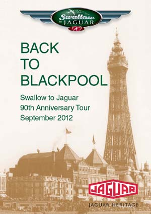 DVD Cover - Back to Blackpool